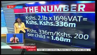 The Number: 16 percent VAT on books