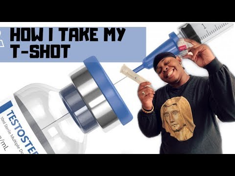 FTM | How I do my T SHOT