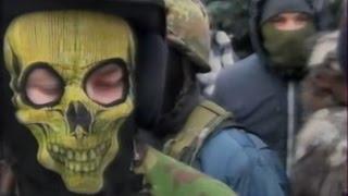 """""""Правый сектор"""" грозит войной России."""