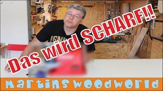 Holzmann NTS200S Schleifmaschine
