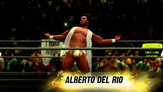 WWE '12 Mexican Trailer Feat. Sin Cara, Rey Mysterio and Alberto del Rio