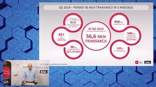 Niesamowity wzrost BLIKA po trzech kwartałach 2019 r. więcej transakcji niż w pierwszych 4 latach!