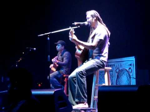 michael franti and spearhead play sometimes at club nokia