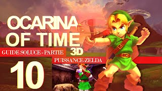 Soluce de Ocarina of Time 3D — Partie 10