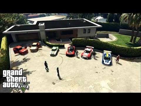 "GTA 5 ""Any Car"" Car Show, Cruise, Drags, Offroading, Mount Chilliad Climb, Omnis, Emperer ETR1"