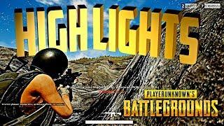 Pubg Highlights l  Лучшие Убийства  Топ 100 EU l Игра Playerunknown