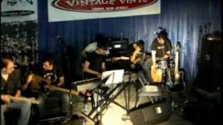 """Dylan Roth """"Following The River"""" Exile On Main Street Tribute At Vintage Vinyl"""