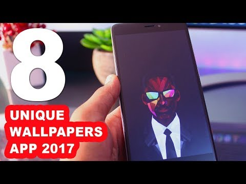 8 Unique Wallpaper Apps You Need in 2017 for Android Customization