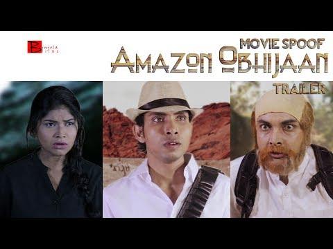 Amazon Obhijaan - Movie Spoof | Trailer | Binjola Films Bangla