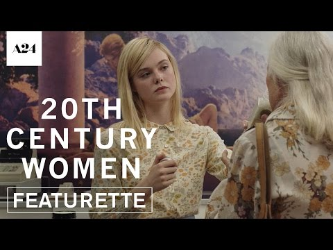 20th Century Women (Featurette 'A Time in My Life')