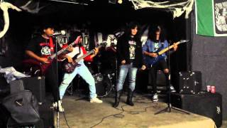 Iron Blade - Panic (Anthrax cover) Live 3/28/15