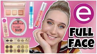 So Günstig Und So Gut! 😍 FULL FACE ESSENCE | One Brand Makeup Tutorial Deutsch | LikeADaisyInSpring