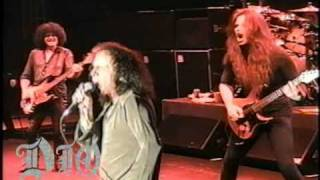 DIO (Live) on Robbs MetalWorks 2000
