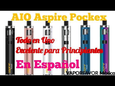 Pocke X Kit - Vape [Aspire] | Apegos Perú