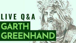 Game of Thrones/ASOIAF Theories | Garth Greenhand Live Q&A
