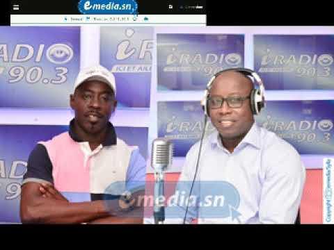 Audio: Alssane Samba Diop nous somme venue pour occuper la première place