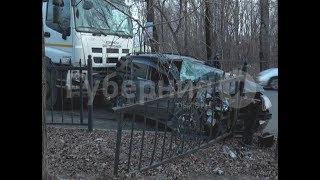 Автолюбительница не пропустила самосвал в Хабаровске и попала в больницу. Mestoprotv