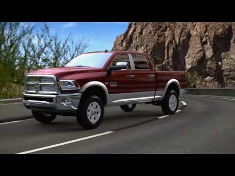 YouTube Video of the Ram 2500 Electronic Roll Mitigation