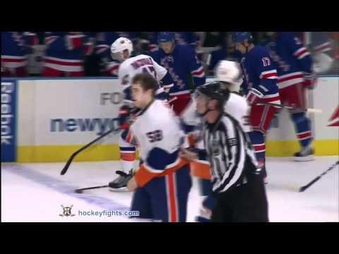 Ryan Callahan vs. Jesse Joensuu