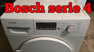Bosch Serie 4 WTW84271 Wärmepumpentrockner EnergieeffizienzklasseA++ defekt