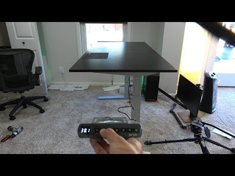 Jarvis Standing Desk Review - ⭐5 Stars All DAY 🔥