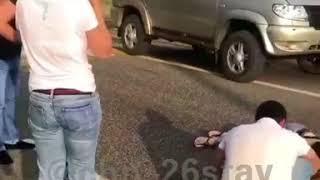 На пешеходном переходе в Надежде машина сбила девушку
