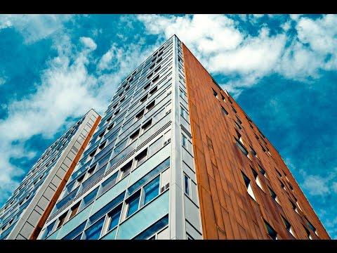 Treet – verdens høyeste trehus i Bergen sentrum