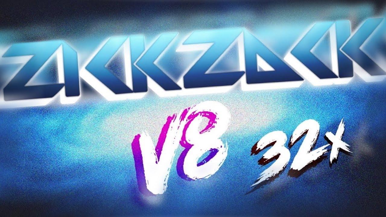 Zickzack V8 Revamp 32x