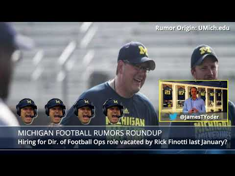 Michigan Football Rumors: Coaching Changes, 2018 Recruiting, and Transfers From James Yoder