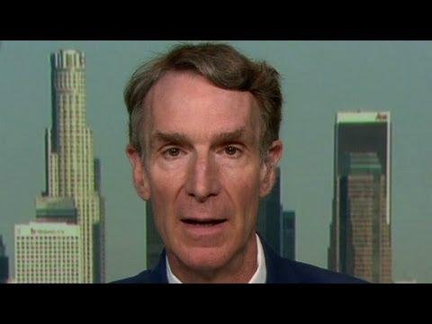 Bill Nye: Massive ice melt proves climate change