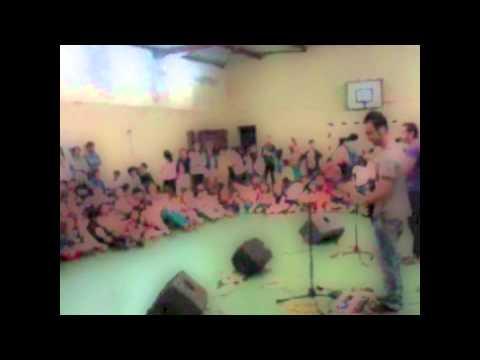 perla_directo_jerez en el C.P Luis Chamizo Zahínos (Badajoz)