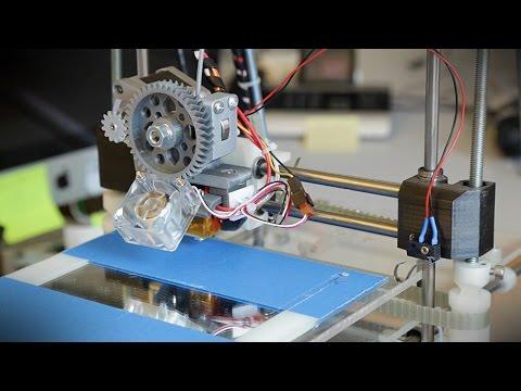 3D-Drucker im Selbstbau: Für wen lohnt sich das?