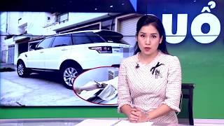 Truy tìm tài xế Range Rover đâm nữ sinh dập não, gãy chân rồi bỏ chạy | VTC14
