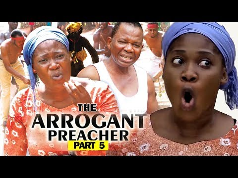 THE ARROGANT PREACHER PART 5 - Mercy Johnson 2019 Latest Nigerian Nollywood Movie Full HD