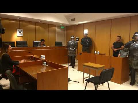 juicio, Javier Bernel
