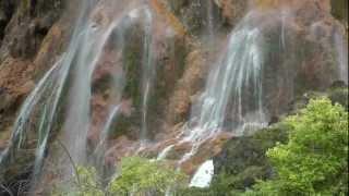 Водопад Гедмишх - Gedmishkh Falls - Джэдмышх