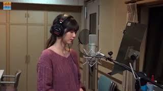 ℃-ute『ファイナルスコール』レコーディング#01ボーカル:岡井千聖・萩原舞・鈴木愛理
