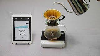 Весы для кофе Acaia Pearl от компании CONTI ESPRESSO MACHINE - видео