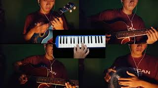 (Payung Teduh) Diam - Cover Seadanya Haris Pranata