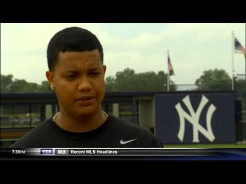 Starlin Castro is excited to join the Yankees