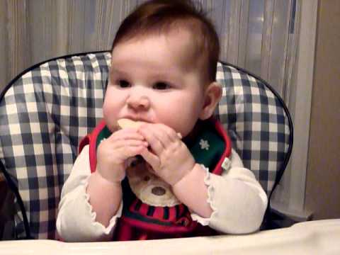 My  Month Old Wont Eat Table Food