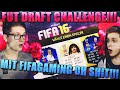 Download Video FIFA 16: ONLINE FUT DRAFT (DEUTSCH) - FIFA 16 ULTIMATE TEAM - CHALLENGE FT FIFAGAMING! [OMG!!!]
