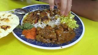 preview picture of video 'Nasi Kandar, P1, Pelita Restaurant, Tesco Ipoh, Food Hunt'