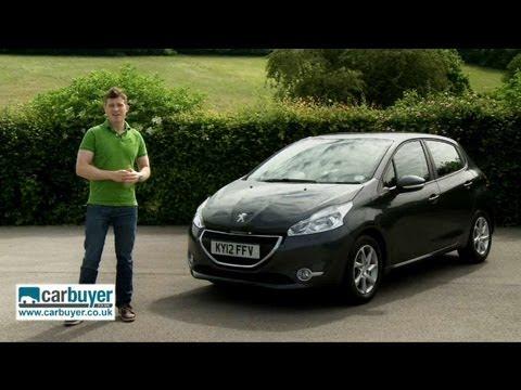 Peugeot 208 Hatchback Review Video
