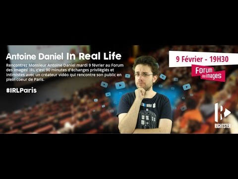 Masterclass In Real Life d'Antoine Daniel (What the Cut)