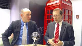 Moshe Feiglin and Barak Moore on Israel's Challenges and Zehut's Solutions