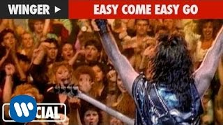 "Winger - ""Easy Come Easy Go"" (Official Music Video)"