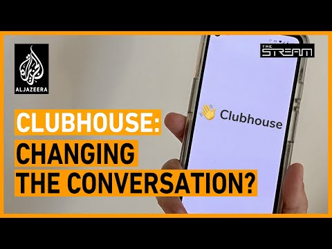 👋 Is Clubhouse a free speech haven? | The Stream