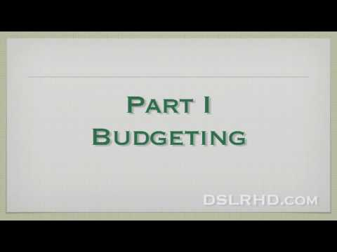 Video production budgeting and pricing - Part 1