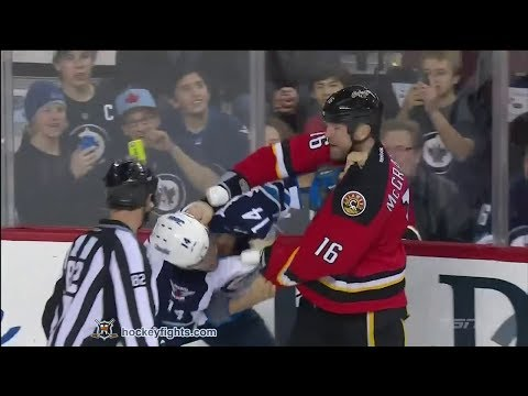 Brian McGrattan vs. Anthony Peluso